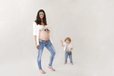Babybauch-Fotoshooting Wien